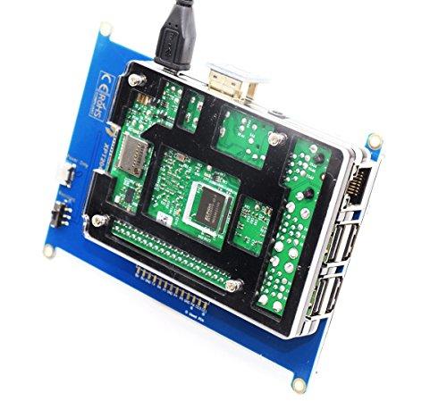 『kksmart Raspberry pi 3 model b ラズベリーパイ電子工作入門 5インチタッチパネルキット』の3枚目の画像