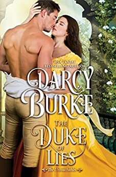 The Duke of Lies (The Untouchables Book 9) by [Darcy Burke]