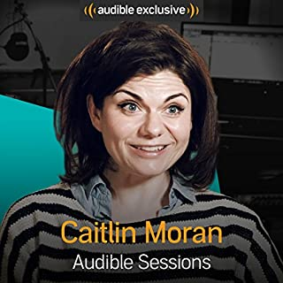 Caitlin Moran cover art