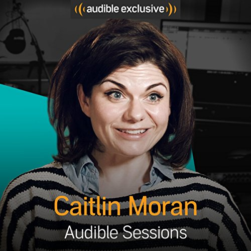 Caitlin Moran audiobook cover art