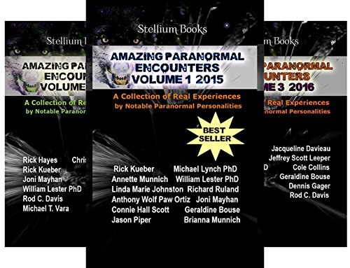 Amazing Paranormal Encounters (4 Book Series)