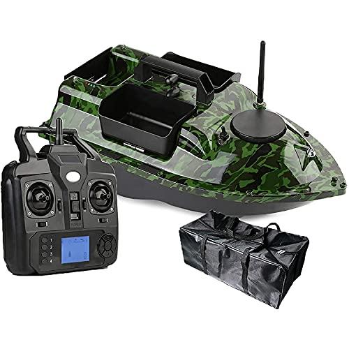 Pesca Bait Boat Impermeable RC Barco GPS Posicionamiento RC Bait Batería Batería...