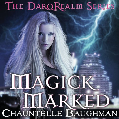 Magick Marked audiobook cover art