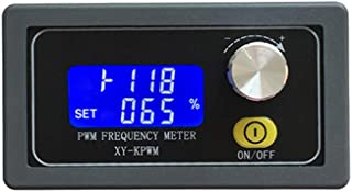 ILS - 1-Channel 1Hz-150KHz PWM Pulse Frequency Ciclo Display LCD XY-KPWM Signal Generator módulo Regulable