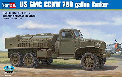 Hobby Boss US GMC CCKW 750-Gallon Tanker