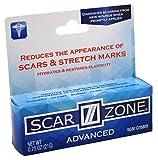 Scar Zone Advanced Scar Cream 0.75 Ounce (22ml) (6 Pack)