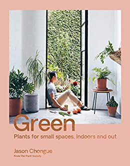 Green: Plants for small spaces, indoors and out by [Jason Chongue]