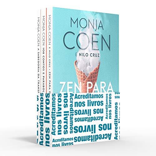Coletânea Monja Coen - Acreditamos nos livros: Zen para distraídos / 108 contos e parábolas orientais / A sabedoria da transformação