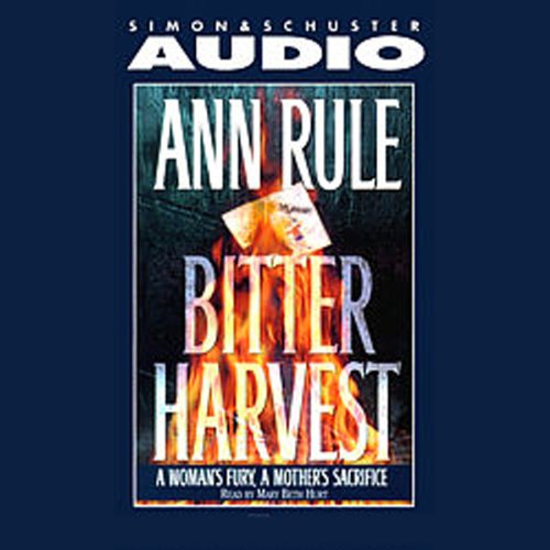 Bitter Harvest audiobook cover art