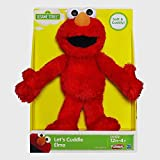 Playskool Hasbro - Sesame Street - Barrio Sésamo - Elmo Peluche