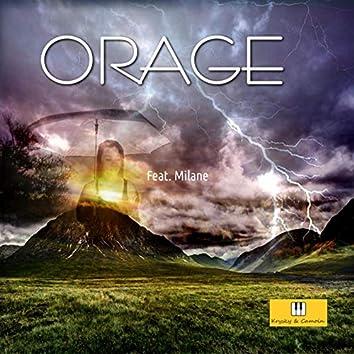 Orage (feat. Milane)
