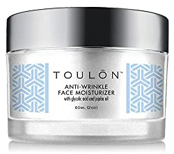 Toulon Glycolic Acid Cream 10% Face Moisturizer