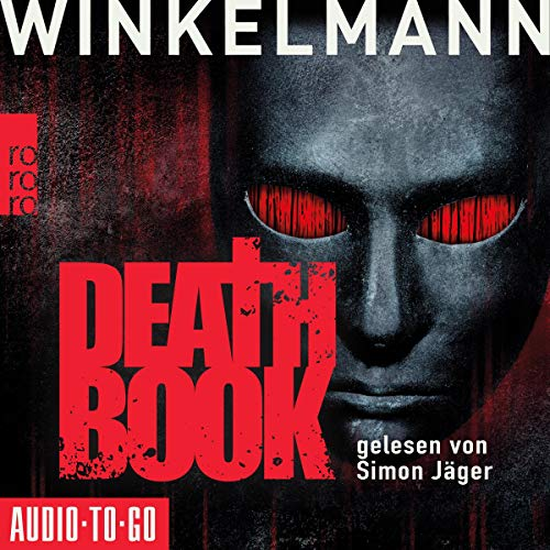 Deathbook (German edition) cover art