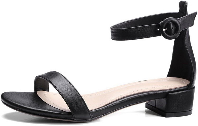 1TO9 kvinnor Square klackar Buckle Solid Pleater Flats skor MJS02685 MJS02685 MJS02685  Alla varor är specialerbjudanden