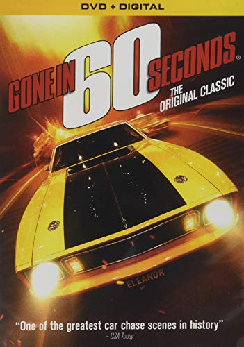 Gone in 60 Seconds [USA] [DVD]