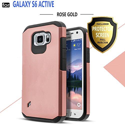 Galaxy S6 Active Case, Samsung Galaxy S6 Active Case, Starshop Hybrid...