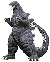 "An import from X-Plus Depicts Godzilla as he appeared in 1992's Godzilla vs. Mothra Figure is in 12"" scale Multiple points of articulation"