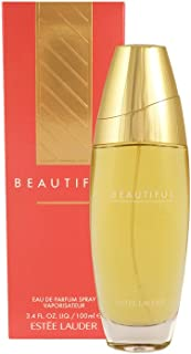Beautiful By Estee Lauder For Women. Eau De Parfum Spray 3.4 Oz.