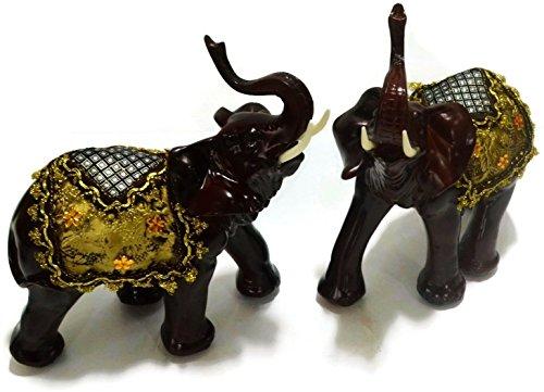 Antique Thai elephant sculpture