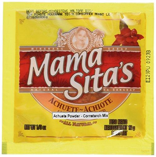 Mamasita Gewürzmischung Farbstoffe Annatto 10g, 30er Pack (30 x 10 g)