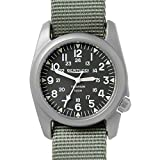 Bertucci A-2T Vintage Titanium Green Dial Men's watch #12030