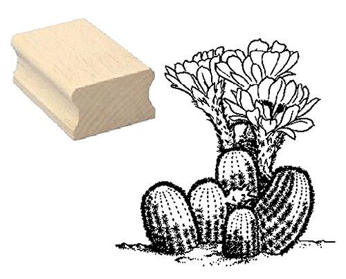 Stempel Holzstempel Motivstempel « KAKTUS 05 » Scrapbooking - Pflanze