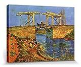 1art1 Vincent Van Gogh - Die Brücke Von Langlois Bei Arles