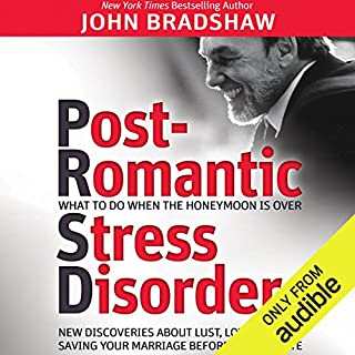 Post-Romantic Stress Disorder audiobook cover art