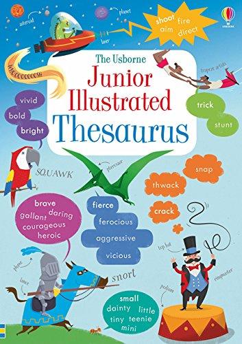 Maclaine, J: Junior Illustrated Thesaurus