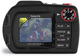 SeaLife Screen Protector for DC2000 Camera Series