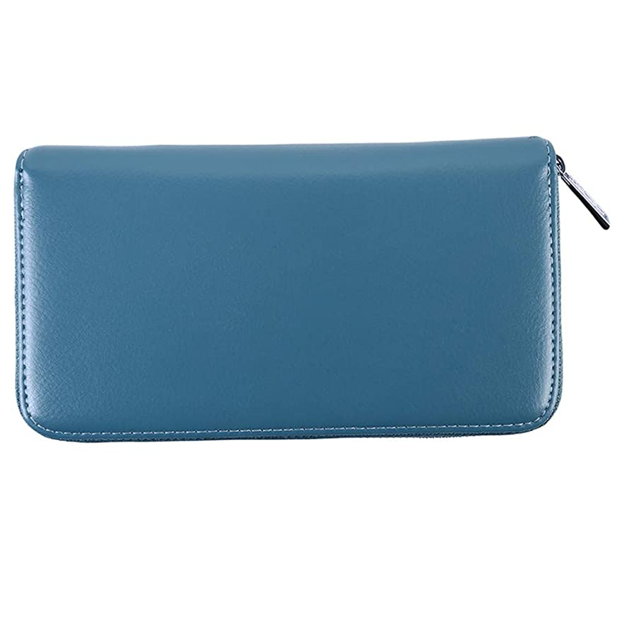 肘行列どっちでもSevenfly 多機能カードパッケージ大容量マルチカード財布携帯用クラッチバッグ携帯電話パッケージ
