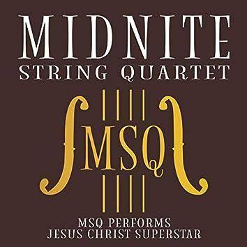 MSQ Performs Jesus Christ Superstar