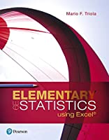 Elementary Statistics Using Excel, 6th Edition Front Cover