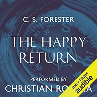 The Happy Return audiobook cover art