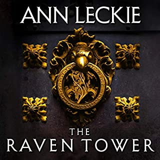 The Raven Tower cover art