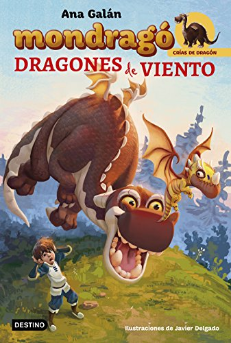 Mondragó. Dragones de viento: Ilustraciones de Javier Delgado
