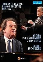 ピアノ協奏曲第1番、第2番 ルドルフ・ブッフビンダー、ズービン・メータ & ウィーン・フィル