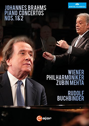 Brahms: Klavierkonzerte Nr. 1 & 2 [DVD]