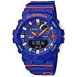 Casio Reloj Analógico-Digital para Hombre de Cuarzo con Correa en Plástico GBA-800DG-2AER