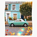 Petite Friture London Retro Autumn Stylish Hill Car Notting