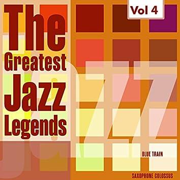The Greatest Jazz Legends - John Coltrane, Charlie Parker, Vol. 4