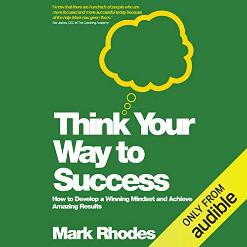 Think Your Way to Success cover art