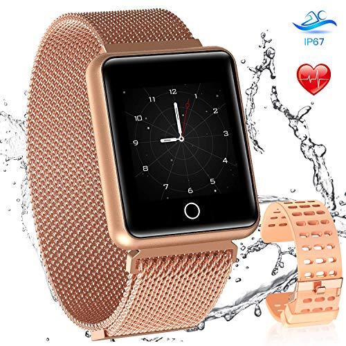 AGPTEK Smartwatch Mujer