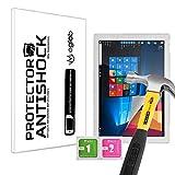 Protector de Pantalla Anti-Shock Anti-Golpe Anti-arañazos Compatible con Tablet Cube iWork12