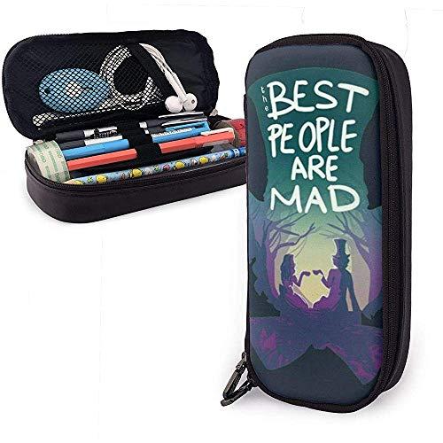 Alptraum Hut Weihnachten Unisex Kind Federmäppchen Stift Box Reißverschluss Schreibwaren Tasche tragbare Buggy Taschen für Mädchen Jungen