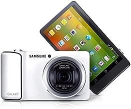 Samsung Galaxy Camera EK-KC120/EKGC100 8GB Android OS, 4.1 Jelly Bean (White) (International Model No Warranty)