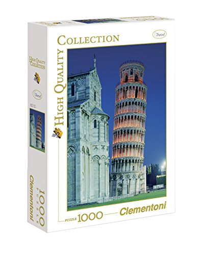Clementoni 5314850 - Pisa 1000 Teile