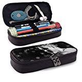 Cigarse Justin Bieber - Astuccio per cancelleria, accessori per la scuola, da viaggio, portatile e facile da usare