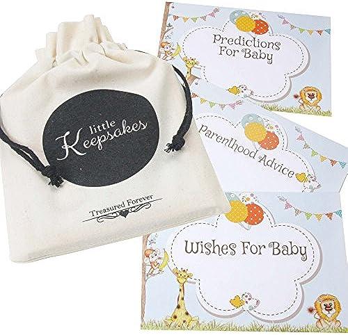 Baby Protiction Karten, & Elternschaft Beratung Andenken Karten Set von 30 r 10 ste mit Andenken Tasche Safari Jungle Range