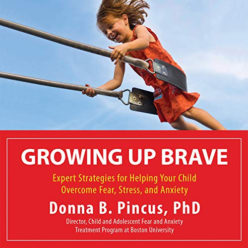 Growing Up Brave audiobook cover art